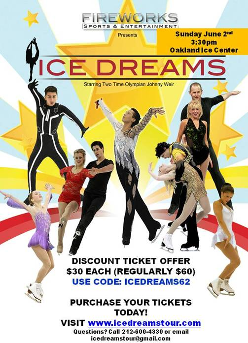 Ice Dreams Poster